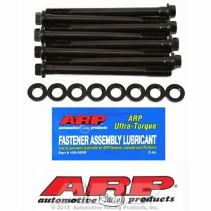 Arp 135 3605 Head Bolt Kit For Bb Chevy Late Bowtie Dart Merlin Hex Exhaust Bolt