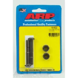 Arp 154 6022 Rod Bolts Chrome Moly Black Fits Small Block Ford 289 302 Standard