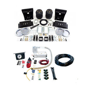 Air Lift Suspension Air Bag Single Path Leveling Kit For Ford F 250 Super Duty