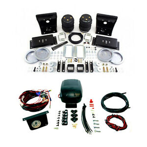 Air Lift Suspension Air Bag Single Path Leveling Kit For F 250 350 Super Duty