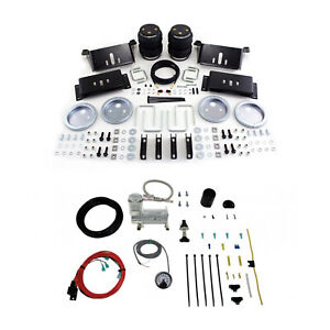 Air Lift Control Air Spring Single Compressor Kit For Ram 3500 1500 2500 4wd