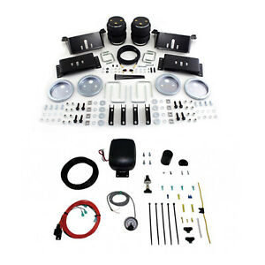 Air Lift Control Air Spring Single Air Compressor Kit For Chevy R10 r20 r30
