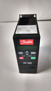 Danfoss Vlt 2800 Variable Frequency Ac Drive 195n1013