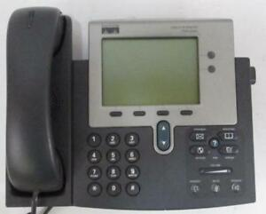 Cisco Cp 7941g Unified Ip Voip Phone Guaranteed