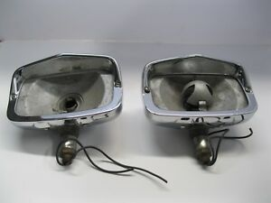 1968 Shelby Ca Special Marchal Fog Light Housing Oem