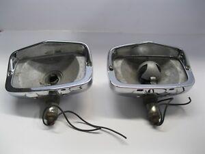 1968 Mustang Shelby Ca Special Marchal Fog Light Housing