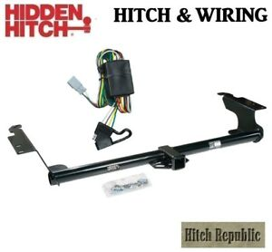 Fits 1999 2004 Honda Odyssey Class 3 Trailer Hitch Wiring 87479