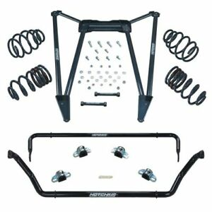 Hotchkis 80116 Track Pack Tvs total Vehicle Suspension System For 2010 Camaro