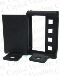 Protective Cover Flush Mount Hasp For Non protruding T Handle Locks For Vending