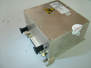 Microsource Rf Yig 26 88 27 05ghz Synthesizer K Band Mss 2527 910 04