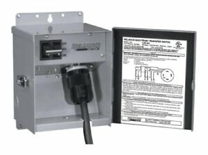 Reliance Controls Corporation Csr202 Easy tran Transfer Switch For Generators