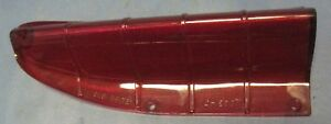 New Never Used 1960 Oldsmobile 88 Standard Tail Light Lens Left Side