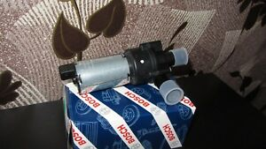Universal Additional Electric Water Pump Audi Vw Ford Opel Mercedes Volvo other