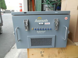 Azimuth Radio Proof Large Single Shielded Enclosure Rpe 401l Usb8 W Warranty