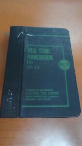 Vintage Rca Tube Handbook Hb 3 Vol 3 4 photosensitive Device Section