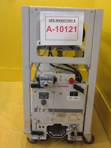 Iqdp80 Edwards Iq7140204xs Dry Vacuum Pump System Qmb1200 Used Tested Working