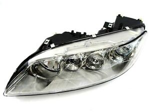 For 2003 2004 2005 Mazda 6 Left Driver Headlamp Headlight W Fog 03 04 05 Lh