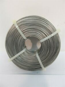 Coil 0 045 Stainless Steel Wire 1100 Ft 6 Lbs