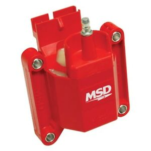 Msd Ignition 8227 Blaster Replacement Coil For Ford Tfi