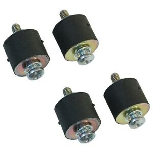Msd Ignition 8800 Vibration Mounts For 7al 2 7al 3 8 And 10 Series Ignitions