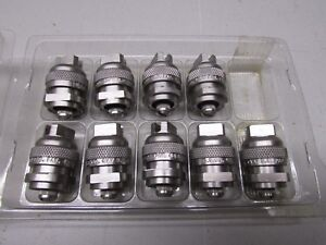 Tee Jet Nozzle 650067 With Screen Lot Of 9