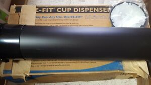 San Jamar C2410c Ez fit Cup Dispenser