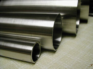 4 Od 0 065 Wall X 8 Length weld Stainless 316 316l Round Tube