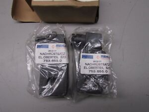 Mahle 753 655 0 Solenoid Valve Lot Of 2