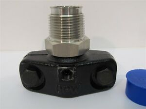 Opw Sbc 2100 1 Npt Swivel Bolt On Double Wall Pipe Coupling