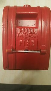 Industrial Gaylord Ventilator Fire Alarm Emergency Pull Switch Kitchen galley