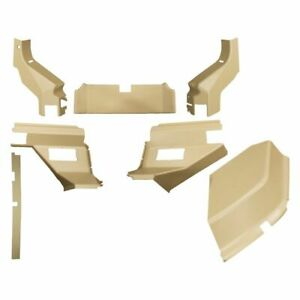 Compatible With John Deere 6000 Series Plastic Lower Cab Kit Early bsn 131952