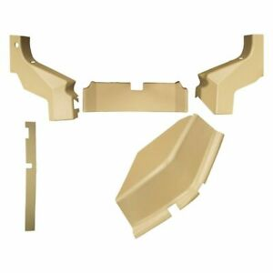 Compatible With John Deere 6000 Series Plastic Lower Cab Kit Late asn 146608