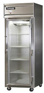 Continental Work Top Display Refrigerator 48 1rx sa gd