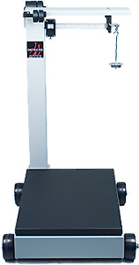 Detecto Scale Receiving Balance Beam 854f100p