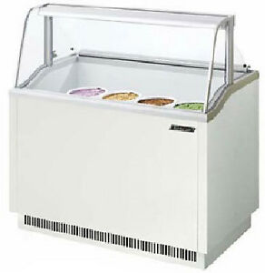 Turbo Air Ice Cream Dipping Cabinets Tidc 47w