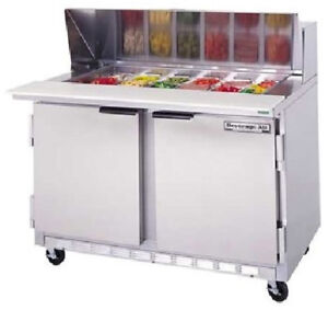 Beverage air Commercial 36 Sandwich Prep Table Spe36 08