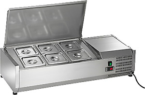 Arctic Air Refrigerated Counter top Prep Unit Acp40