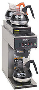 Bunn 12 Cup Automatic Coffee Brewer cwt15 3 0356