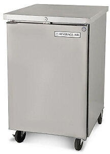 Beverage air Commercial Refrigeration 24 Stainless Back Bar Bb24 1 s