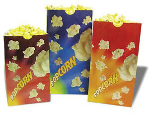 Benchmark Usa Popcorn Butter Bags Model Number 41230