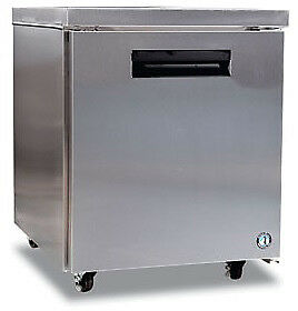 Hoshizaki Commercial Series Stainless Steel Under counter Refrigerator Crmr27
