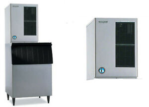 Hoshizaki Commercial Ice Machine Crescent Cuber Air cooled Condenser Km 515mah