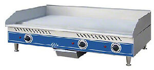 Globe Countertop Griddle Electric 36 Geg36