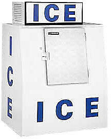 Masterbilt Outdoor Ice Merchandiser Im 38