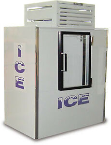 Fogel Commercial Ice Merchandiser Bagged Ice 47 Cu Ft Icb 1 gl