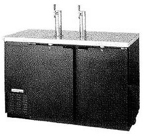Continental Draft Beer Cooler 50 Wide Kc59