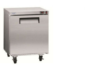 Kelvinator Commercial Under counter Freezer 6 Cft Model Kcuc27f