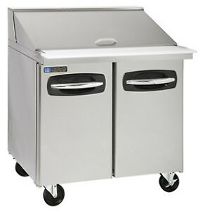 Masterbilt Refrigerated Sandwich Unit Mbsmp36 15