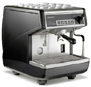 Nuova Simonelli Appia Volumetric 1 Group Espresso Machine Mappia5vol01nd003