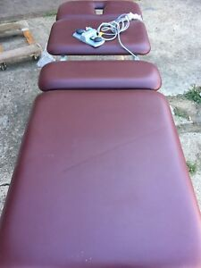 Armedica Am sp400 4 Section Hi Lo Traction Table Chiropractic Physical Therapy
